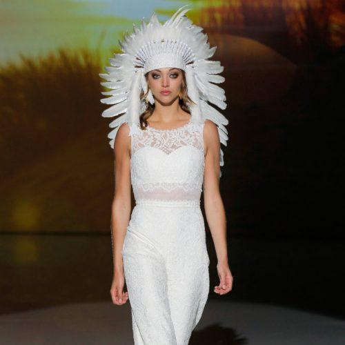 Blondie bridal dress