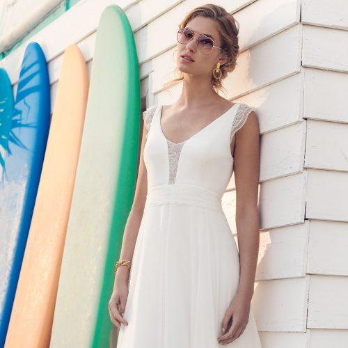 Hermeline bridal dress