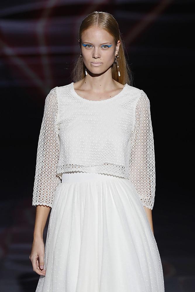 Celestina dress - closeup