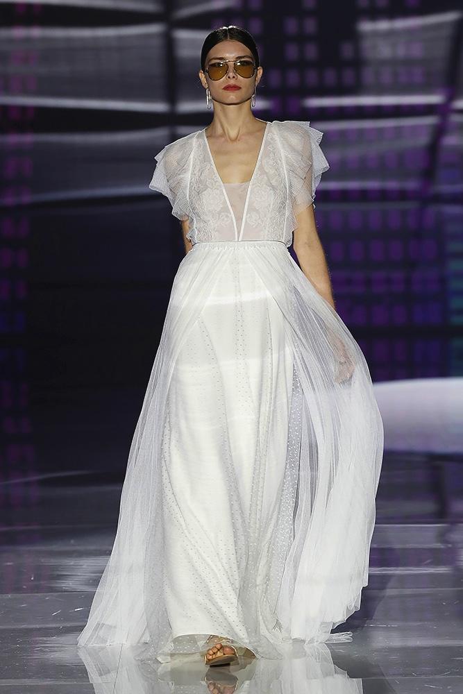 Harmony dress - front