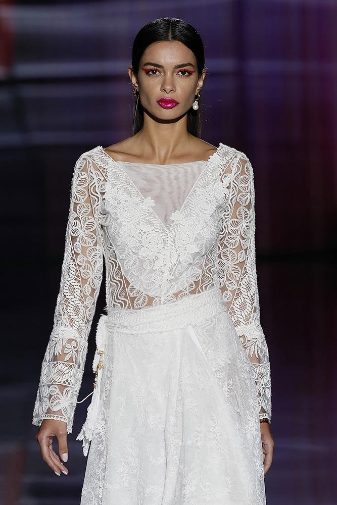 Michelle dress - closeup